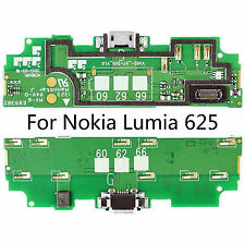Charging Dock Port USB Connector Mic Flex Cable Charger For Nokia Lumia 625