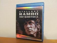 RAMBO: FIRST BLOOD PART II Blu Ray - I combine shipping