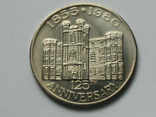 London Ontario Canada 1855-1980 Trade DOLLAR Medal Middlesex County Court House