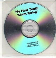 (CQ314) My First Tooth, Silent Spring - 2010 DJ CD