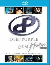 F3 BRAND NEW SEALED Deep Purple - Live At Montreux 2006 (Blu-ray, 2013)