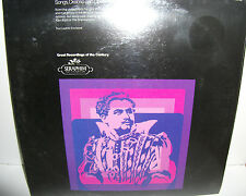 60168 The Art Of Jussi Bjoerling Songs Oratorio And Opera Arias New Sealed