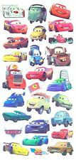 DISNEY CARS UNIVETSITY WATER TRANSFER TEMPORARY TATTOOS FOR KIDS/KIDS GIFT #B