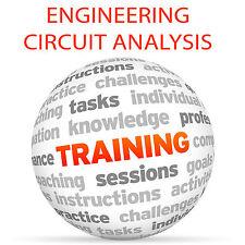 Análisis De Circuitos De Ingeniería-Video Tutorial DVD de entrenamiento