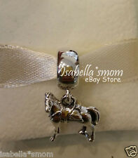 Disney MAXIMUS TANGLED HORSE Genuine PANDORA Silver DANGLE Charm/Bead NEW