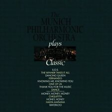 Abba Munich Philharmonic Orchestra plays Abba classic (1991) [CD]