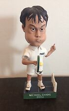Michael Chang Rare Tennis Bobblehead Bobble Racquet, French Open Champion