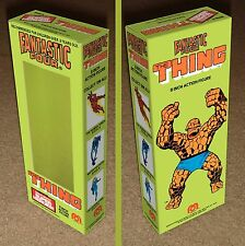 "MEGO 8"" THING FANTASTIC FOUR BOX ONLY"