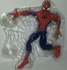 """Marvel Universe SPIDER-MAN Legends 6"""" Figure Classics with Wall Sticking Web"""