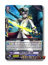 Cardfight Vanguard  x 4 Officer Cadet, Erikk - BT08/093EN - C Mint