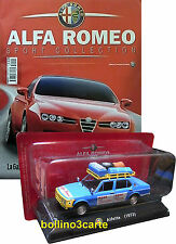 ALFA ROMEO ALFETTA (1972) - Sport Collection n. 27 - 1/43