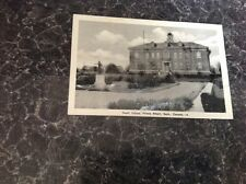 Court House, Prince Albert, Saskatchewan. Postcard. Photo Tex Postcard