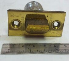 "Schlage ""D"" Series Spring Latch Bright Brass 14-001-605"