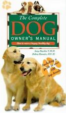 Iams Complete Dog Owner's Manual Marder, Amy Hardcover
