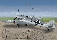 """Franklin Mint Armour Messerschmitt Bf-109, B11B189 """"Adolph Dolpho Galland"""""""
