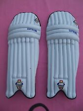 "MB Malik"" Supreme"" Cricket Batting Pads  New"