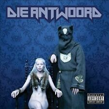 $O$ [PA] by Die Antwoord (CD, Oct-2010, Cherrytree Records)