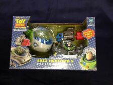 Toy Story And Beyond - Buzz Lightyear's Star Command Cruiser - Hasbro 2003