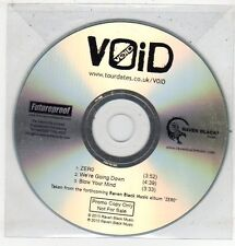 (ET660) Void, Zero / We're Going Down - 2010 DJ CD
