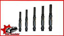 5 Pcs ADJUSTABLE HAND REAMER SET H-12 TO H-16 SIZE 1.1/16 to 2.7/32 BEST PRICE