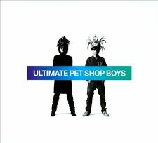 Ultimate Pet Shop Boys CD Best Greatest Hits Sealed New