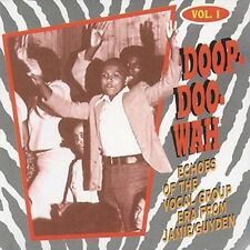 Various Artists Doop-Doo-Wah: Echoes of the Vocal Group CD