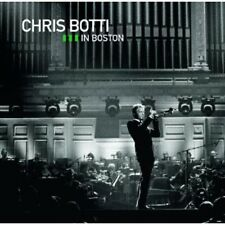 Live In Boston-Special Edition - Chris Botti (2009, CD NIEUW)2 DISC SET