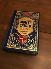 The Count of Monte Cristo Leather Bound Hardcover Collectible Edition