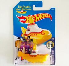 HOTWHEELS THE BEATLES YELLOW SUBMARINE - HOT PICK