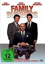 Family Business - Sean Connery - Dustin Hoffman - DVD - OVP - NEU