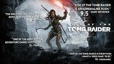 Rise of the Tomb Raider Steam Gift (PC) - Region Free -