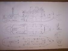 detroit fire  boat plans