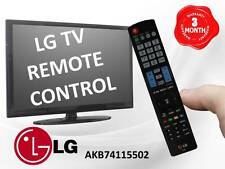 GENUINE LG TV REMOTE CONTROL PART # AKB74115502 # AKB73615312 # AKB72914216