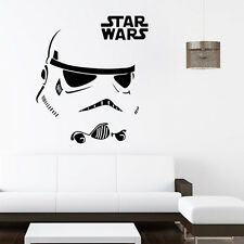 Star Wars Stormtrooper Removable Wall Sticker Vinyl Art Decal Boys Room Decor