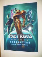 Metroid Prime 3 Corruption ~ A3 Size Poster / Print ~ NEW (2)