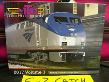 MTH Electric Trains BRAND NEW Release Yr 2017 Vol. 1  Premier & Railking Catalog