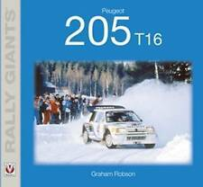 Peugeot 205 T16 by Graham Robson (Paperback, 2007)