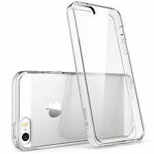 iPhone 5/5s/SE iBlason HALO Case - Clear, Slim and Strong, Scratch Resistant  sw