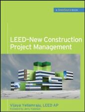 LEED-New Construction Project Management (GreenSource), Building & Construction,