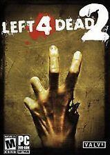 Left 4 Dead 2  (PC, 2009) *New, Sealed*