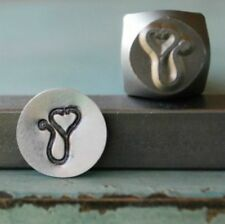 SUPPLY GUY 8mm Stethoscope Metal Punch Design Stamp SGCH-71