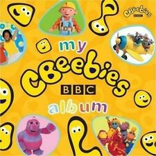 Various Artists : My CBeebies Album - CD+DVD CD