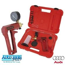 HAND Held BRAKE & CLUTCH di Spurgo Tester Set Bleed Kit Pompa da Auto Moto
