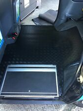LTI TX1 & TX2 (with ramp) Rear Replacement RUBBER Mat