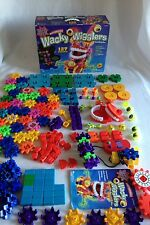 Gears! Gears! Gears! Wacky Wigglers 170pc Learning Resources LSP9202-Q &More