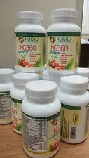 NG360 Vitamins & Minerals Supplement with CoQ10 & Apple Cider Vinegar