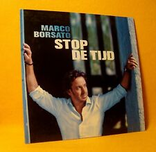NEW Cardsleeve Single CD Marco Borsato Stop De Tijd 2TR 2008 Dutch Pop
