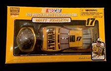 "NEW Nascar LCD Watch Remote Controlled Car ""Matt Kenseth"" #17 SAVE 50%"