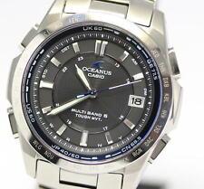 CASIO OCEANUS OCW-T100TD-1AJF  Men's Watch New in Box