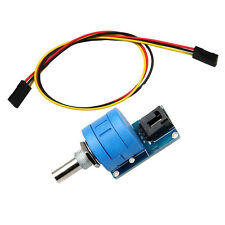 3590S-2-103L 10K Ohm Rotation potentiometer Module & 3pin cable for Arduino